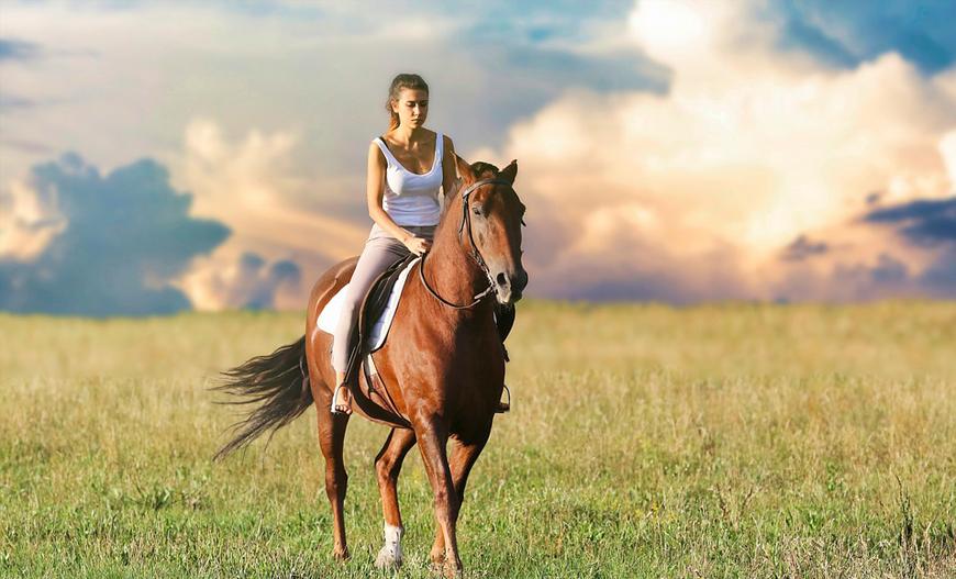 Villa Katarina - jahanje konja