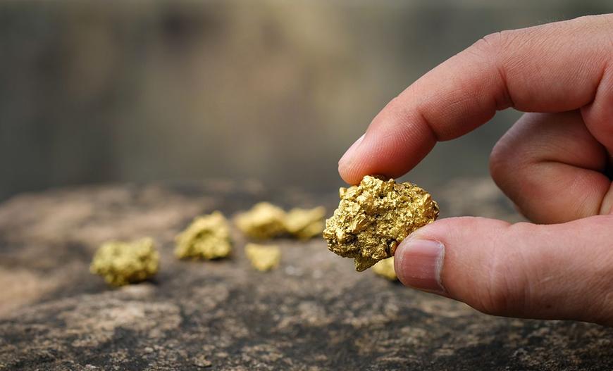 Villa Katarina - traženje zlata